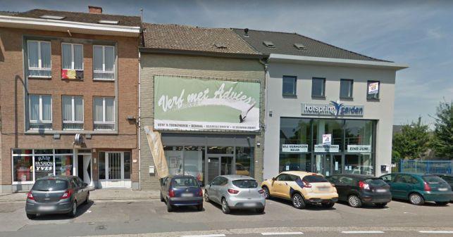 Baanwinkel te koop in Sint-Truiden