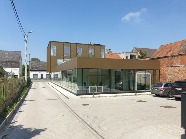 Offices to let in Destelbergen Ghent