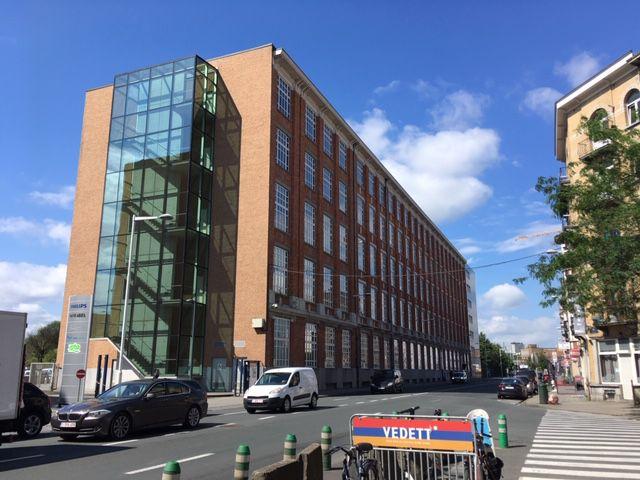 Kantoren te huur nabij het Zuidstation te Brussel