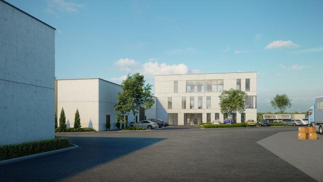 Nieuwbouw KMO units te koop in Willebroek bij Antwerpen