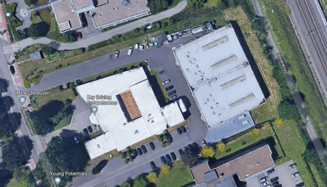 Pallet Space for rent in Haasrode