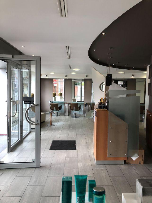 Commercial space for rent in Tienen