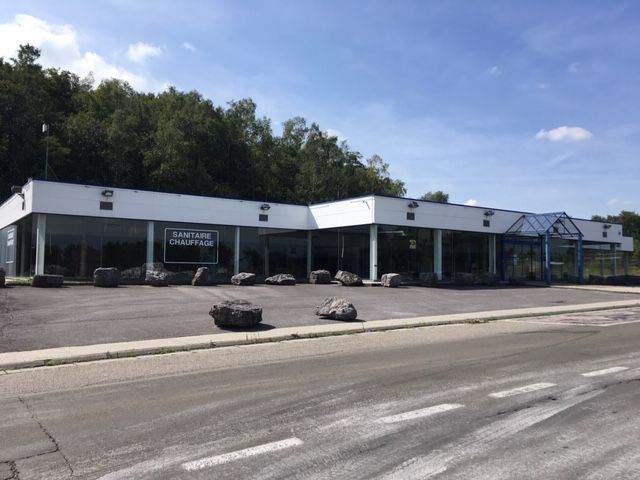 Commercial surface for sale or for rent in Charleroi Courcelles