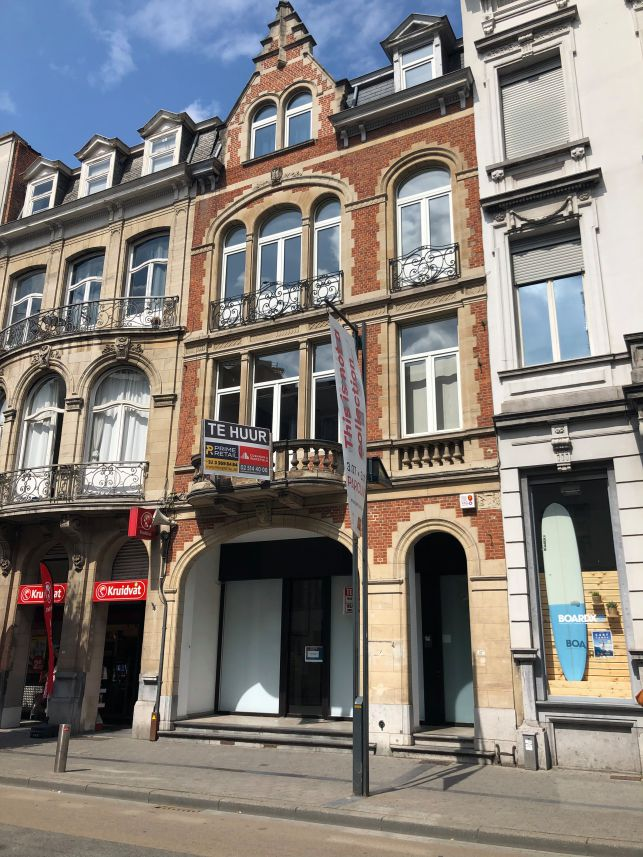 Shop for rent on highstreet in Leuven