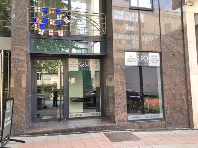 Kantoor te koop Schuman Brussel