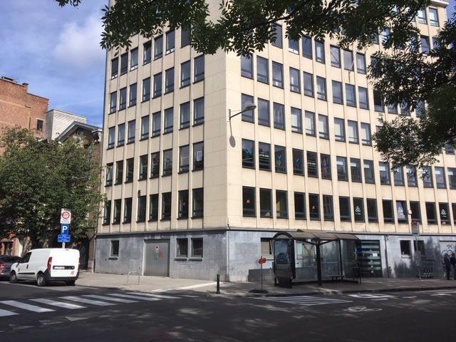 Kantoor te koop in Brussel Schaarbeek
