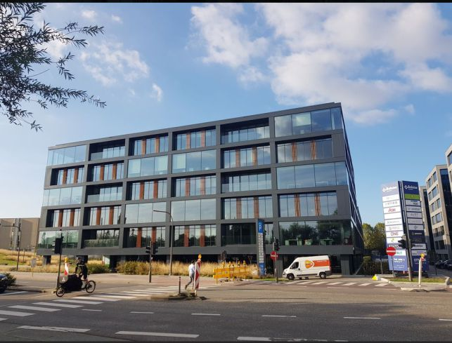 Flexkantoren te huur in Meetdistrict Berchem in Antwerpen