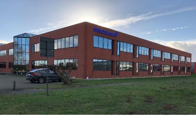 Offices & warehouse to let near Brussels airport