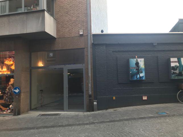 Handelspand tekoop/ te huur nabij het station van Leuven