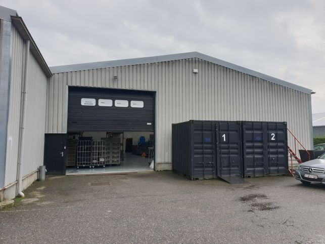 Warehouses for rent Melsele