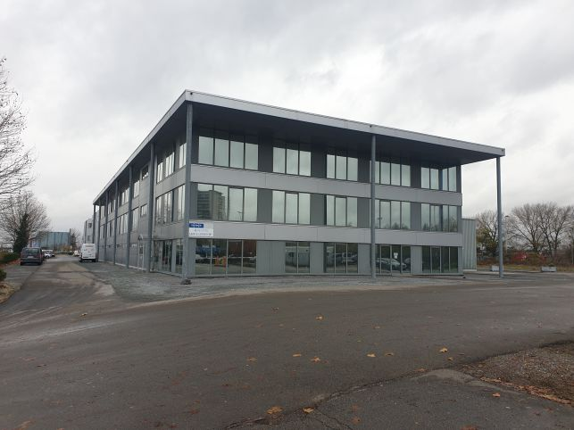 Singel Noord - Warehouse and offices for rent - Antwerp Singel