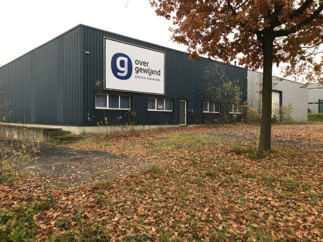Bâtiment industriel à louer à Landen
