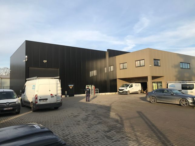 Warehouse for sale in Limburg Beringen
