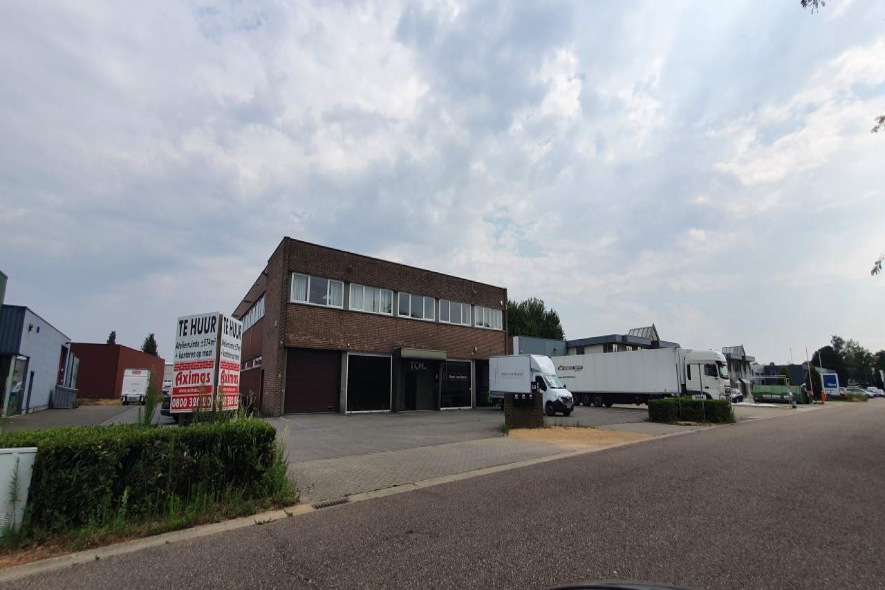 Offices & warehouse to let in Leuven Haasrode