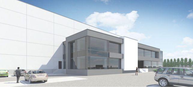 Logistics Kruishoutem Kruishoutem Industrial to let