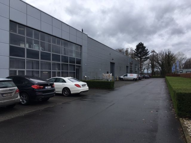 Warehouse & offices for rent in Lier