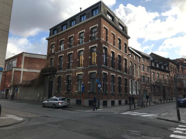 Offices to let in Leuven city-center