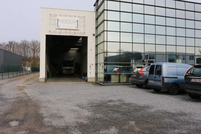 Bâtiment industriel à louer à Zonhoven