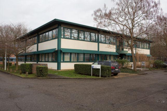 Kantoorgebouw te huur in Luik | Zenobe Gramme K