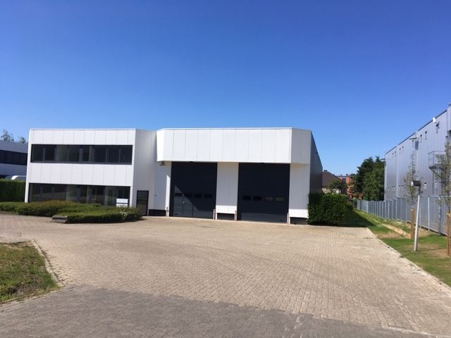 Warehouse to let near Brussels airport in Zaventem