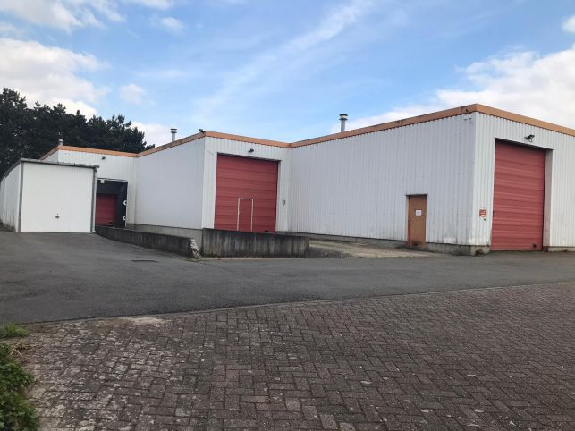 Warehouse for rent in Lubbeek near Leuven