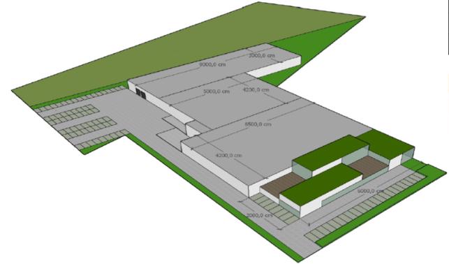 Bedrijfspand met opslag & kantoren te koop in Aartselaar