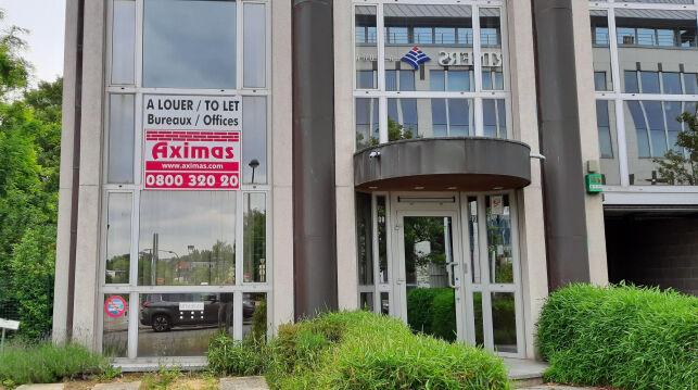 Bureaux rénovés à louer à Auderghem Bruxelles