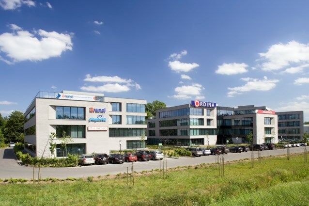 Stephenson Plaza - Offices to let near the E19 at Mechelen-North