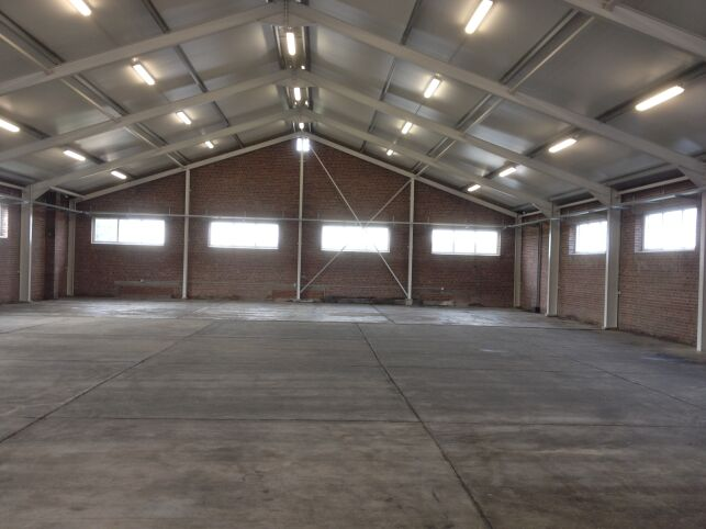 Warehouse for rent E40 Bertem