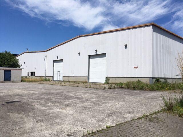 Batiment Industriel avec entrepôt à louer à Vilvorde
