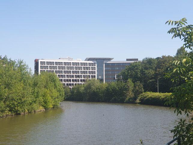 Kantoorgebouw te huur in Gent | Schelde II