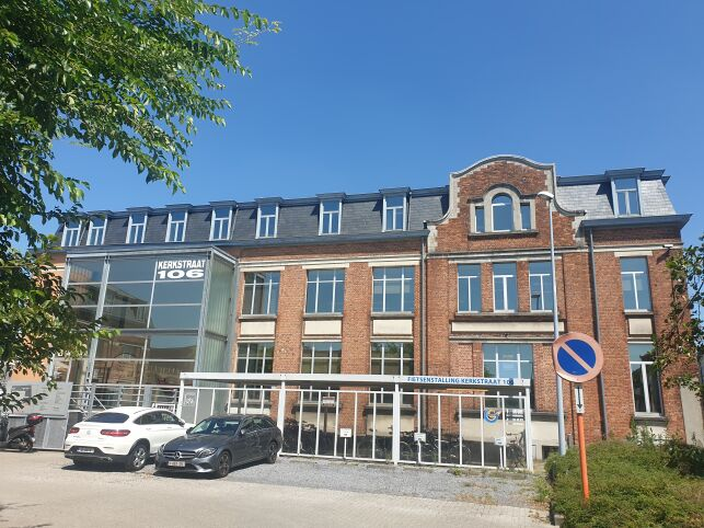 Offices to let Ghent easy accessible