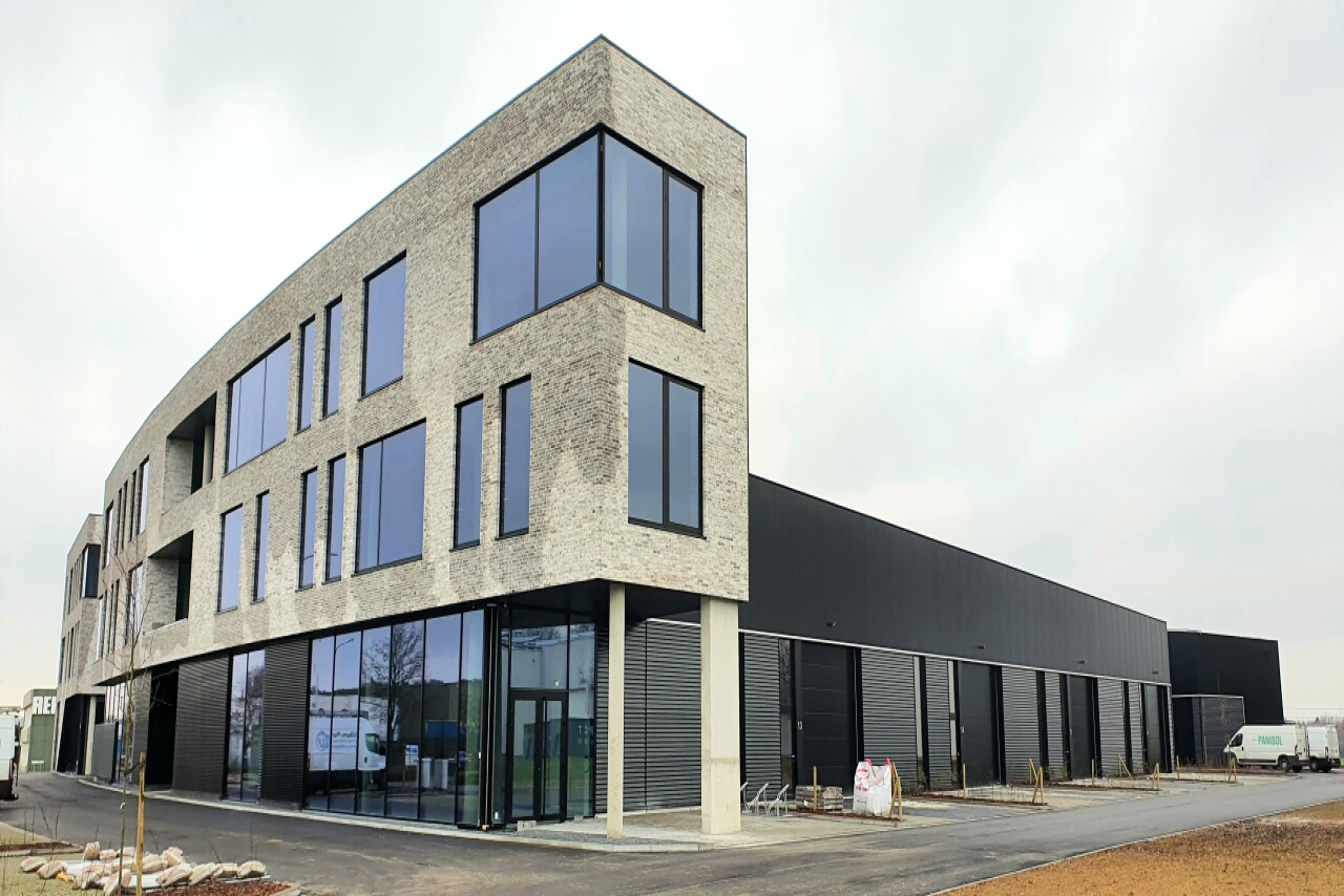 Office space & warehouses for sale in Leuven Haasrode