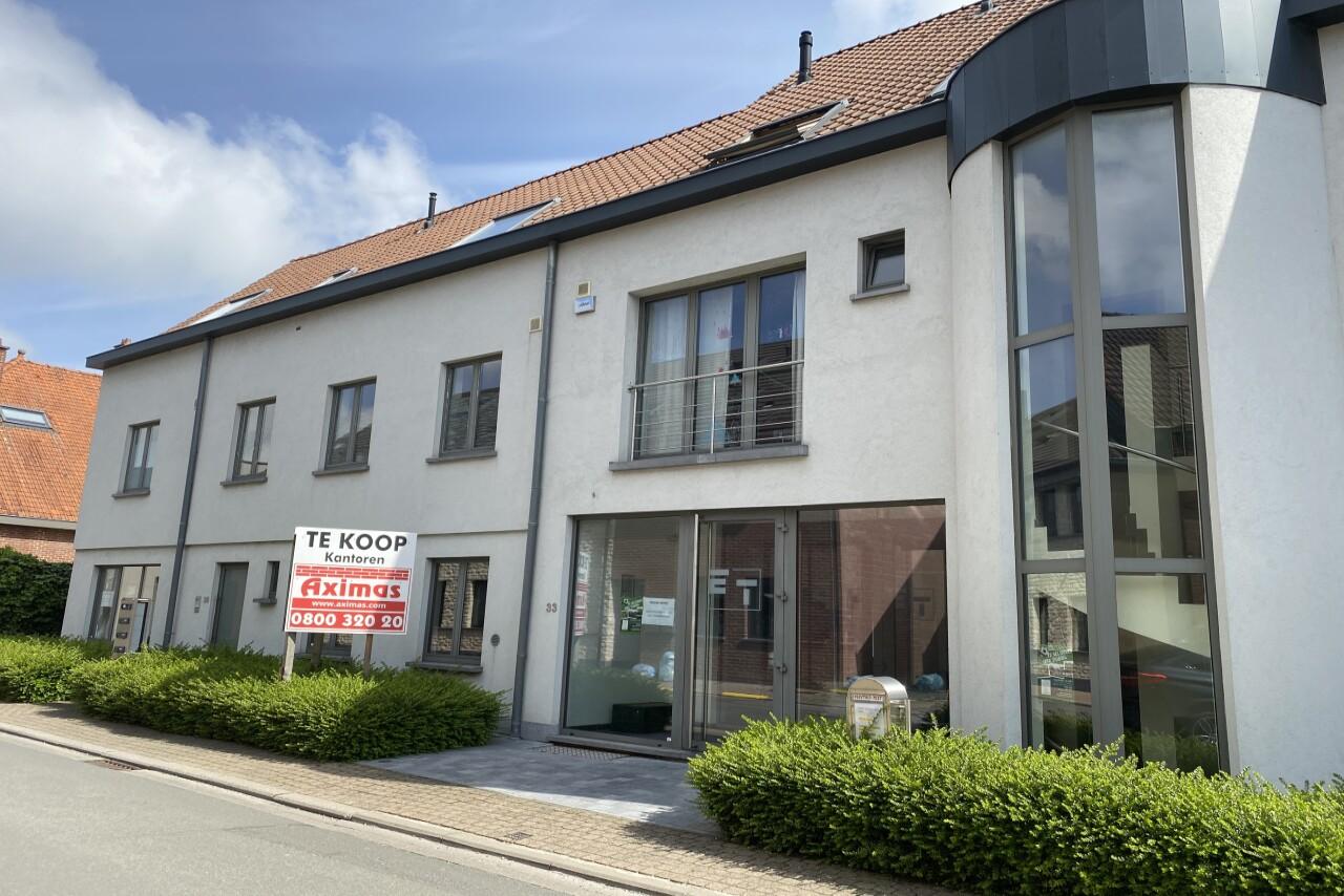 Groundfloor offices for sale in Melsbroek Brussels