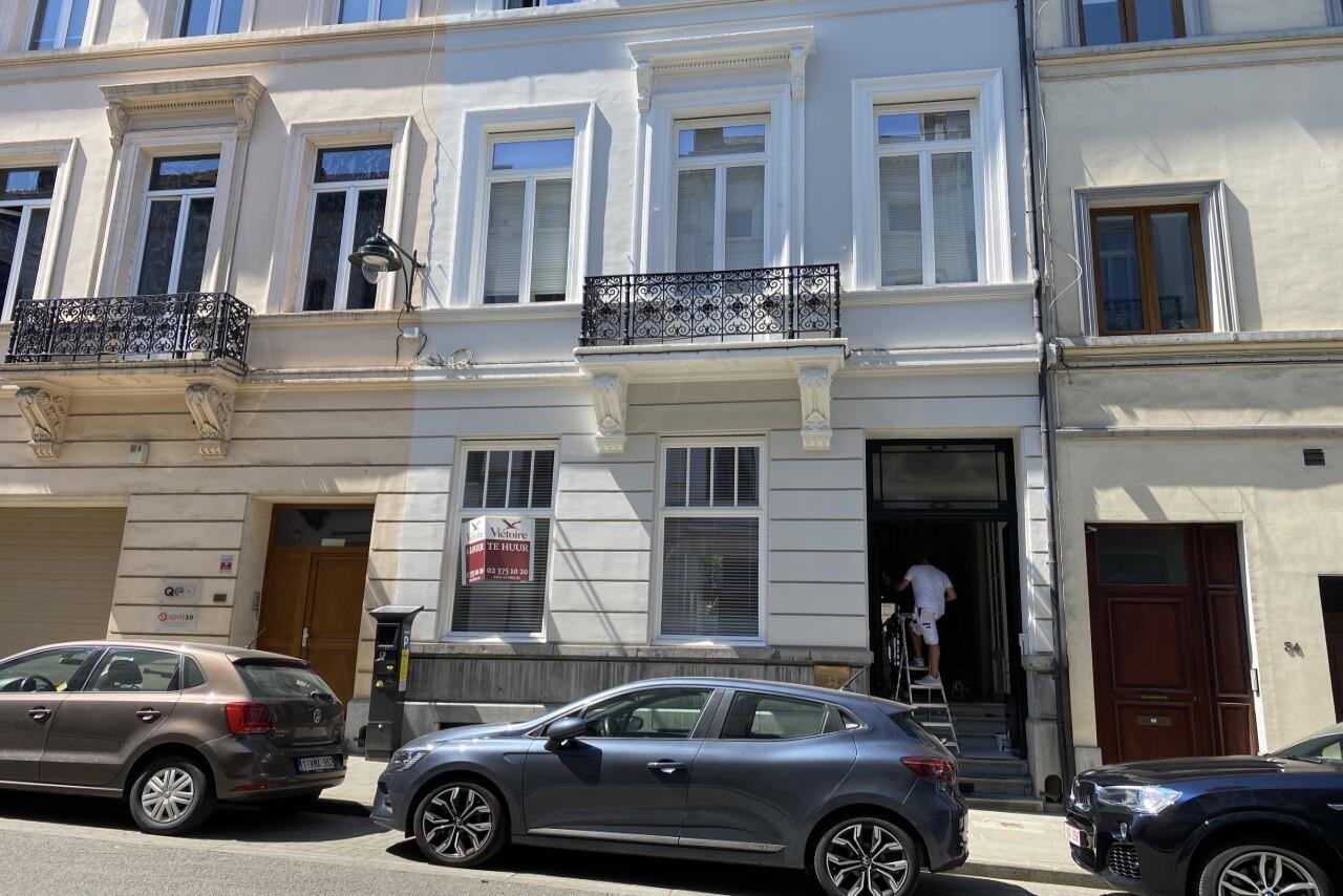 Gemeubeld kantoor te huur in Brussel