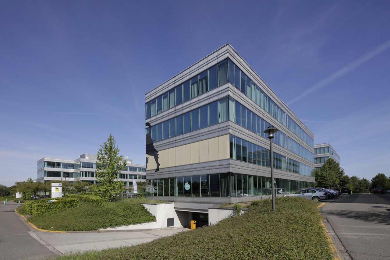 Telecom Gardens - offices to let in Vilvoorde