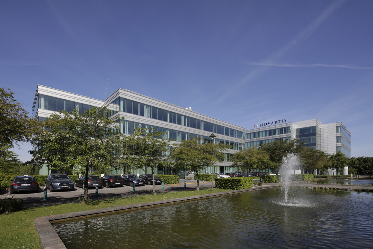 Offices to let in Vilvoorde Telecom Gardens