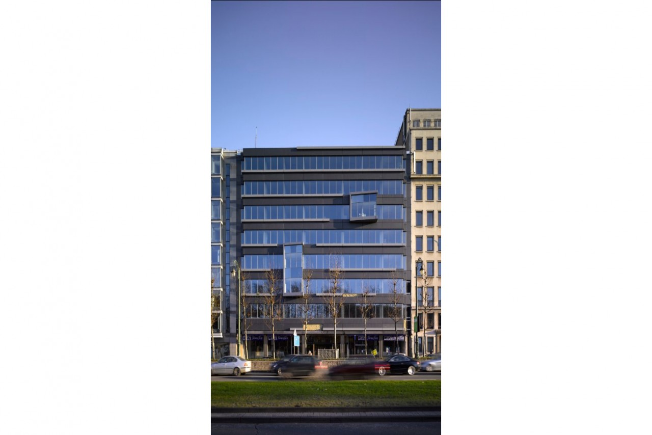 New build offices to let in Brussels near the EU institutions