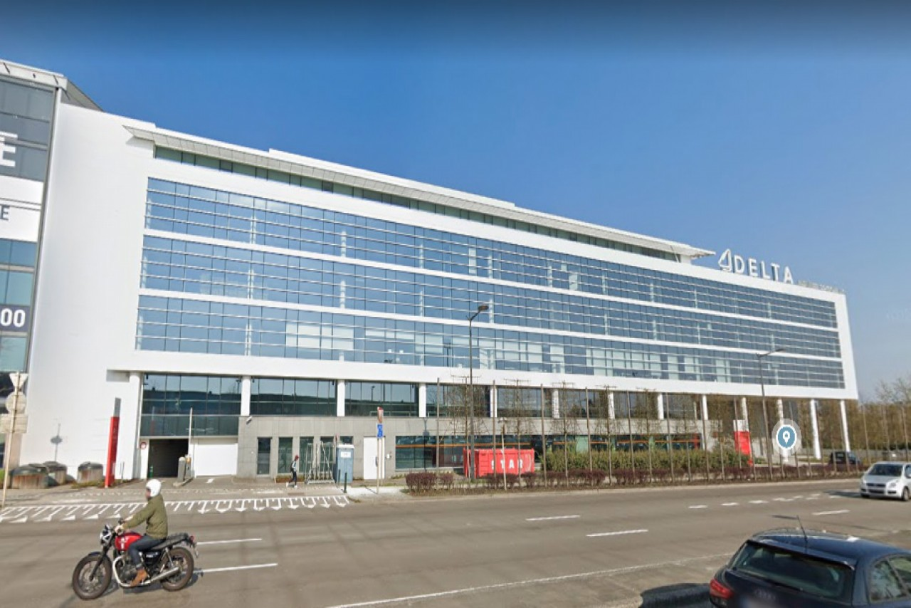 Omega Court - Office space to rent in Auderghem - Brussels