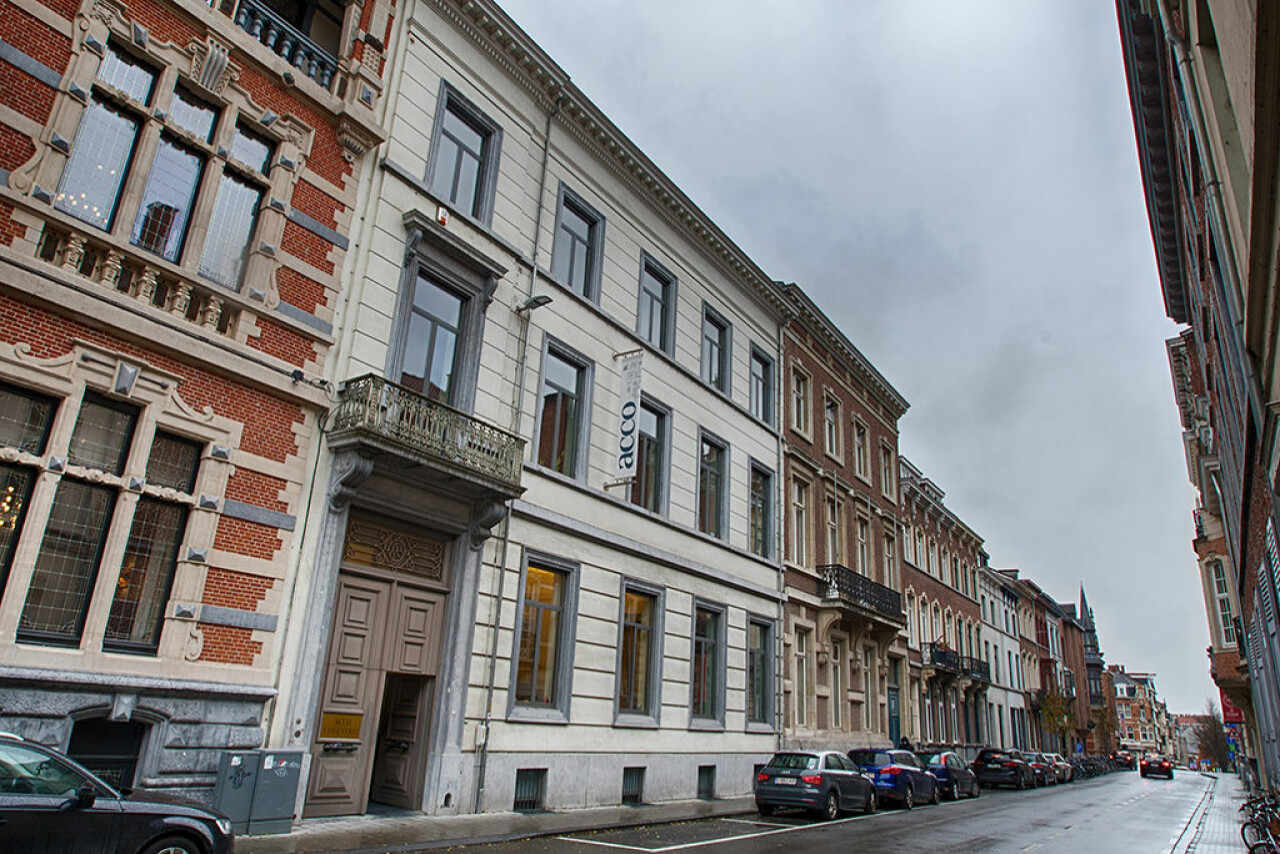 Offices to let in townhouse near the Leuven railway station