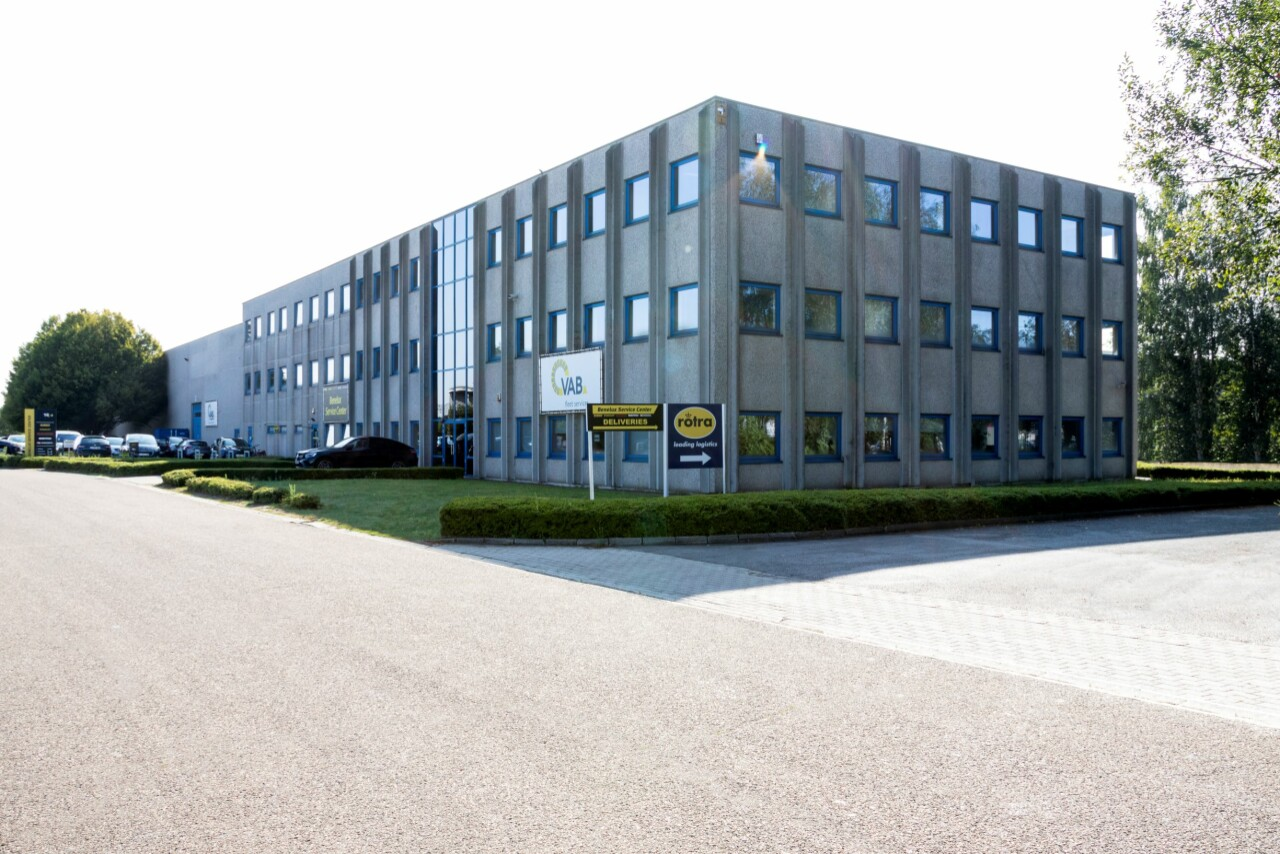 Distribution center to let near Brussels & Mechelen