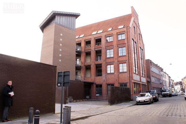 Budget kantoor te huur in Gent-Dampoort