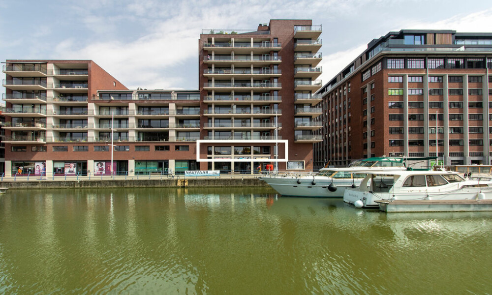 Offices to let in Leuven canal area