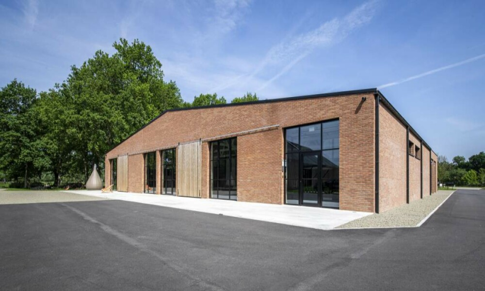 Flexible offices to let in Hasselt