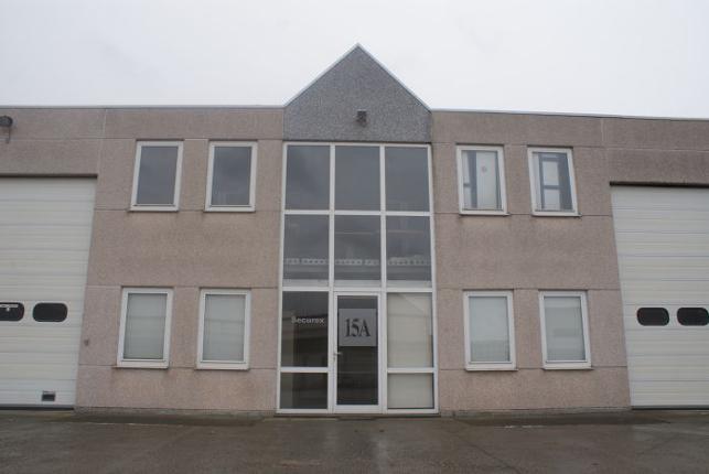 Kantoor & opslag huur in bedrijfsgebouw Drongen