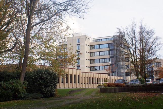 Kantoorruimte te huur aan het Sint-Pieters Station in Gent