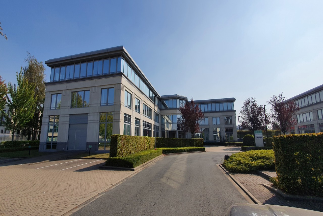 Offices to rent near Brussels airport in Zaventem
