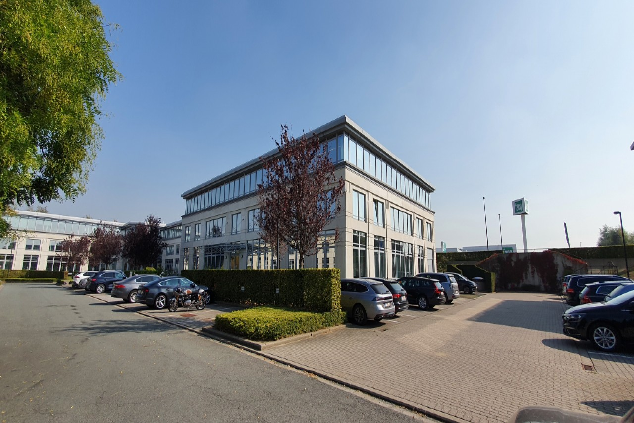 Ikaros Business Park 37 - Office space to rent near Brussels airport in Zaventem