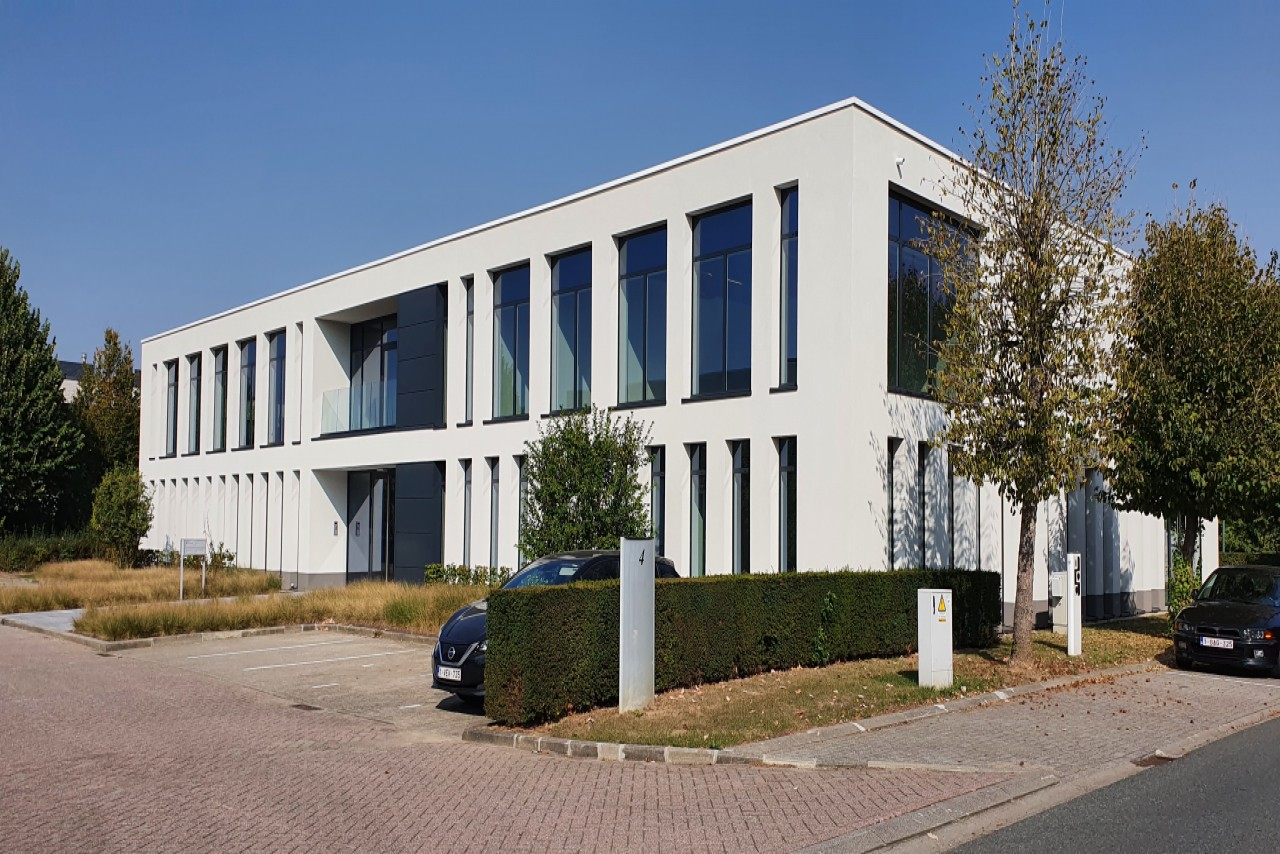 Ikaros Business Park 4 - Offices to let in Zaventem near the Brussels airport