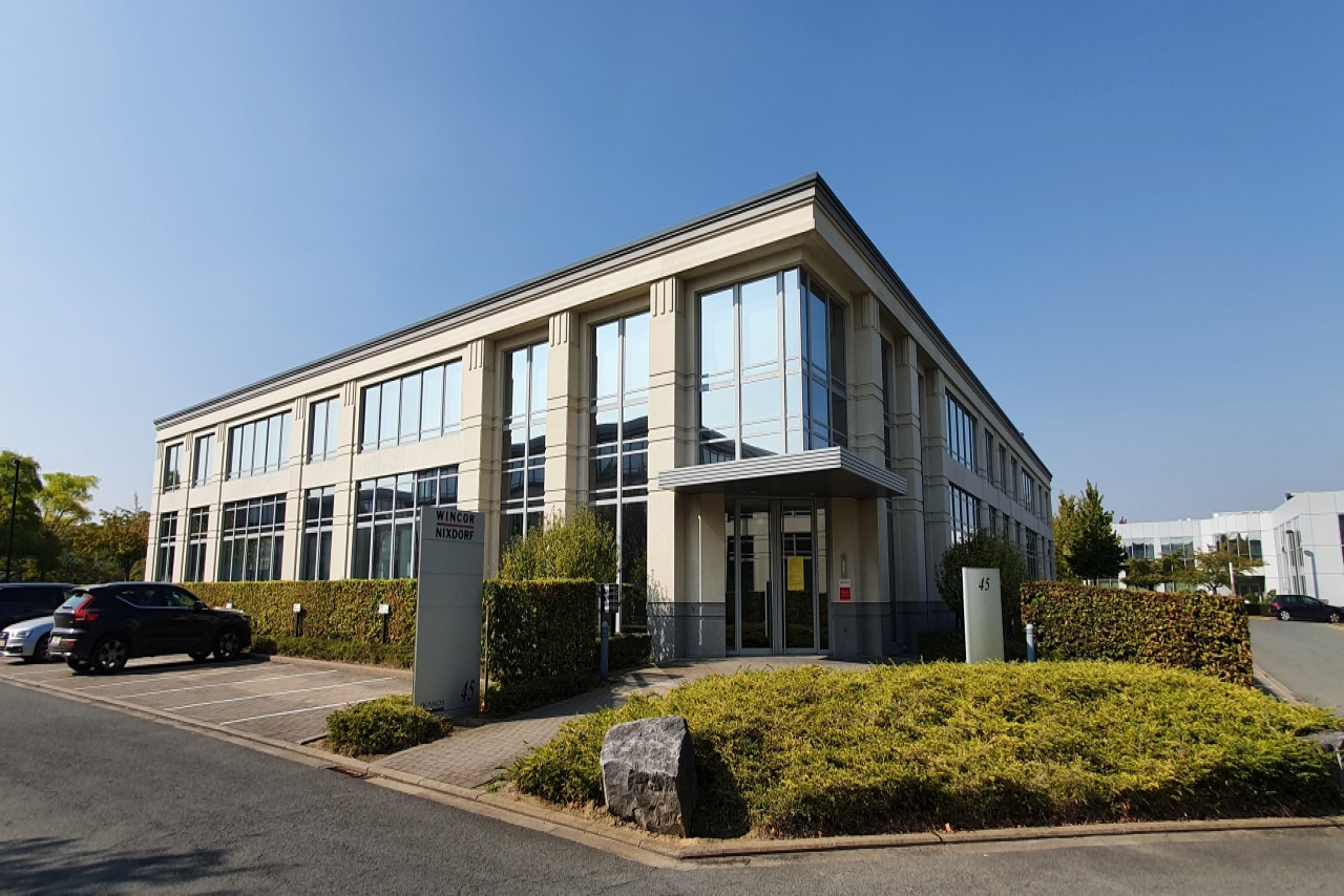 Ikaros Business Park 45 - Offices to let at Ikaros Park near Brussels airport in Zaventem